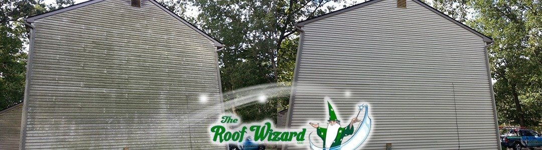 New Jersey Tri State Area Roof Cleaning | Soft Wash, NJ   Power Washing  Company | The Roof Wizard